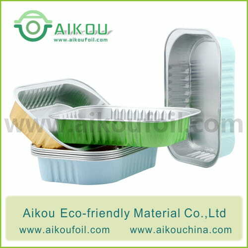 Disposable Lunch Box Alu19 320ML