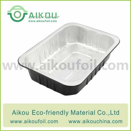 Disposable Lunch Box Alu67 800ML