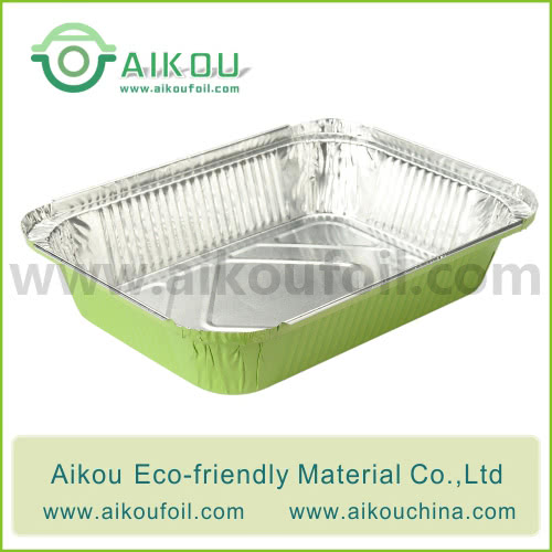 Disposable Lunch Box Alu403 1100ML