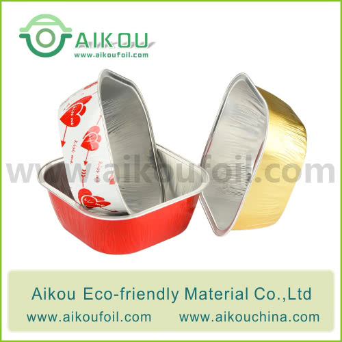 Disposable baking cup Alu06 230ML