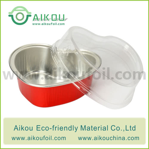 Disposable baking cup Alu30 100ML