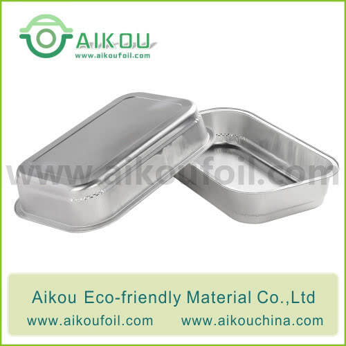 Disposable airliner food container Alu09-5 340ML