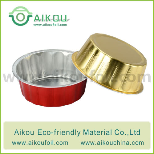 Disposable baking cup Alu08 230ML