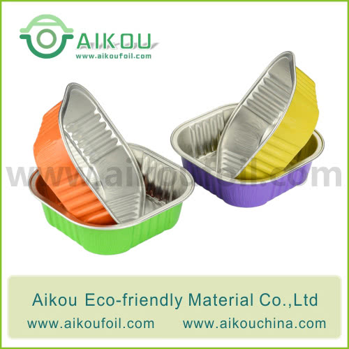 Disposable baking cup Alu23 100ML