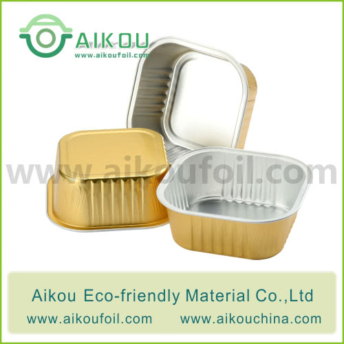 Disposable baking cup Alu24 300ML