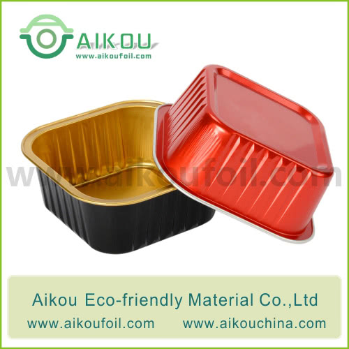 Disposable baking cup Alu31 150ML