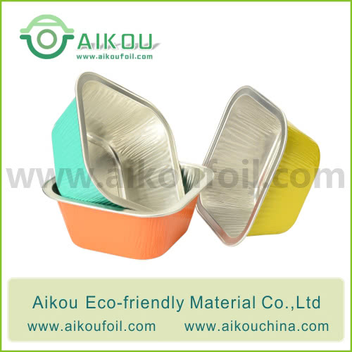 Disposable baking cup Alu37 100ML