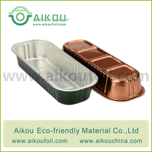 Disposable baking cup Alu43 200ML