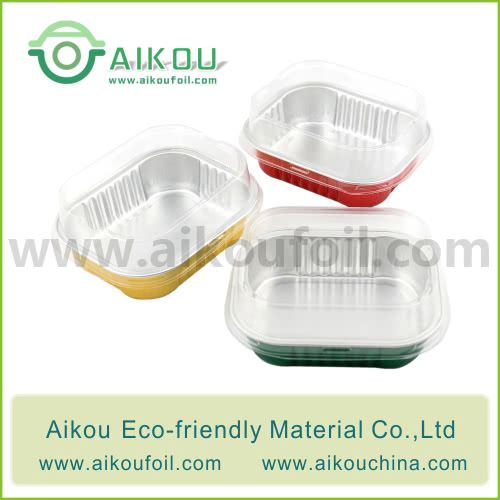 Disposable baking cup Alu53 150ML