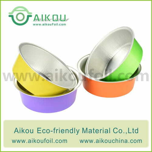 Disposable baking cup Alu41 150ML