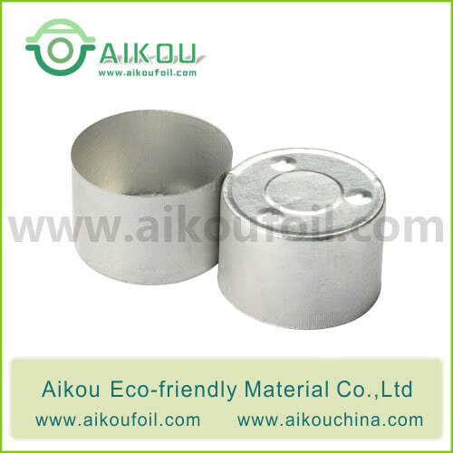 Disposable candle tin Alu36-3